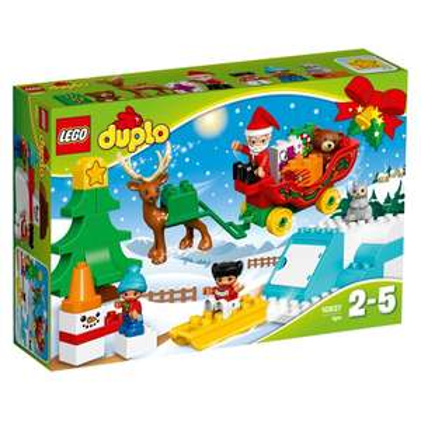 LEGO 10837 Duplo Santa's Winter Holiday £17.99 @ Smyths