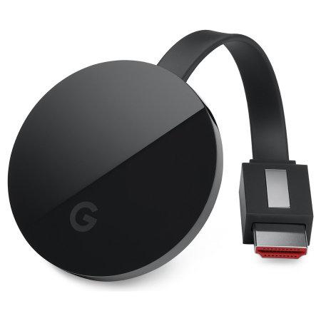 Google chrome cast ultra 4k £42.17 delivered Mobile Fun