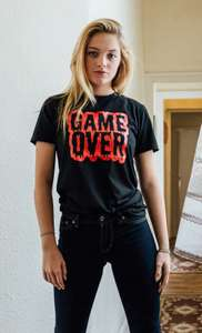 Insert Coin Clothing (gaming themed) up to 70% off Black Friday sale delivery £4.50