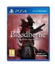 Bloodborne - Game of the Year (PS4) £17.85 delivered @ Base