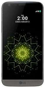Refurbished SIM Free LG G5 SE Titan 5.3 Inch 32GB 16MP 4G Mobile Phone - Grey - £132.99 delivered from Argos on ebay