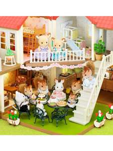 Sylvanian families beechwood hall gift set at Very for £29.99