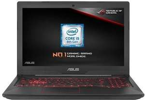 ASUS FX504GD-DM346T i7 16gb ram 1000GB SSHD GAMING LAPTOP delivered at Box £749.99
