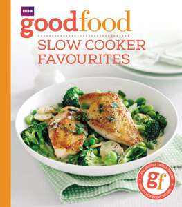 BBC Good Food: Slow cooker favourites Paperback - Amazon Prime £1.99 prime / £4.98 non prime