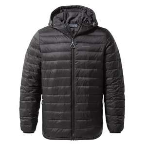 Craghoppers Whithorn Down Jacket - £50 (£46 w/code) + up to 70% off Black Friday sale + extra 8% off @ Craghoppers