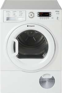 Hotpoint SUTCD97B6P 9kg Ultima S-Line Condenser Tumble Dryer £227.99 w/code @ Hotpoint Clearance Store