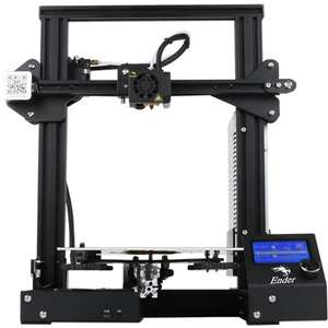 Creality Ender-3 3D Printer £139 + Free Next Day Delivery @ Box