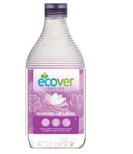 Ecover Washing-Up Liquid Lily & Lotus, 450 ml  Sold By All Mall Shop & Fulfilled By Amazon £4.60 Prime £8.95 Non Prime
