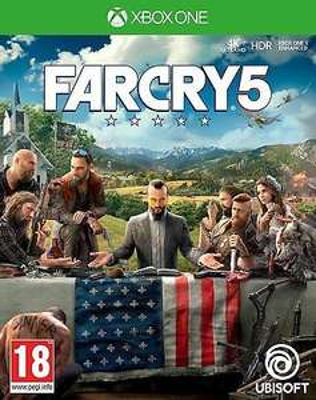 Far Cry 5 (XO) £14.99 Delivered (Used) @ Boomerang via eBay