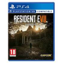 RESIDENT EVIL 7 BIOHAZARD PS4 free delivery £9.99 @ Game