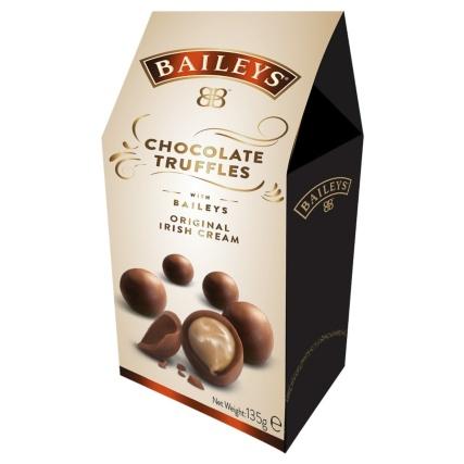 Baileys Milk Chocolate Truffles 135g  £2.80, Baileys Salted Caramel,Truffle Bar 90g or Famous Grouse Truffle Bar 90g £1.40 Free C&C @ Dunelm