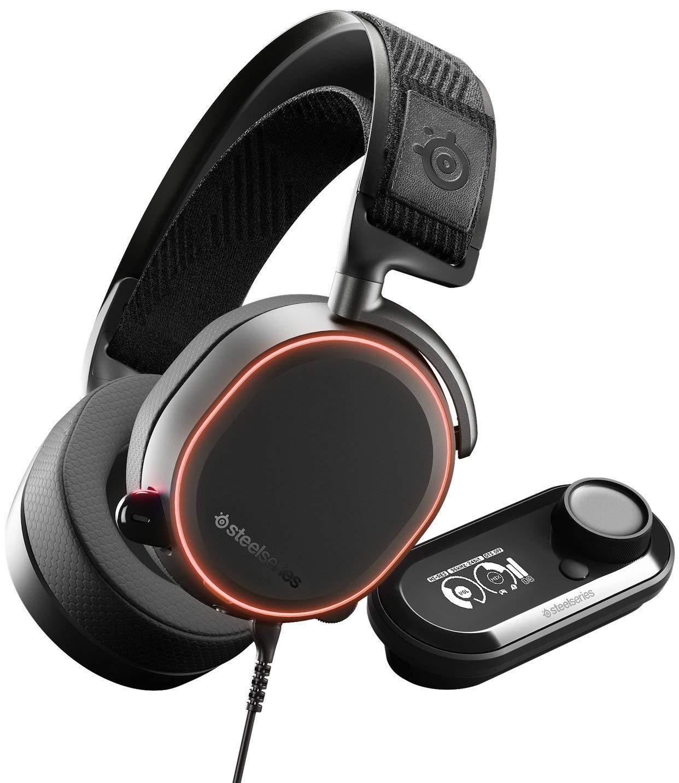 SteelSeries Arctis Pro GameDAC - Gaming Headset  (2019 Model) - Now £149.99 @ Amazon