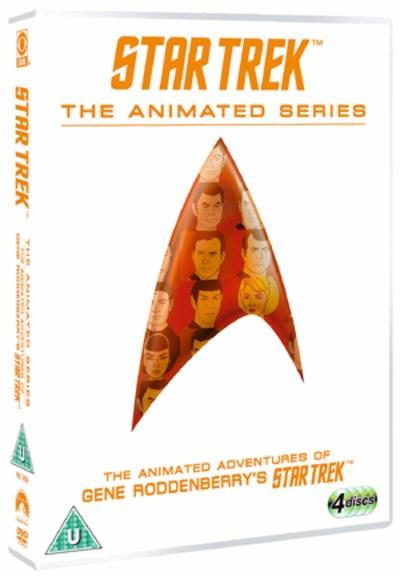 Star Trek: The Animated Series [DVD] £9 @ Zoom
