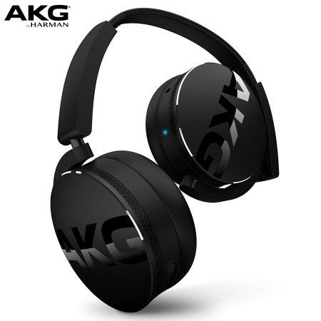 AKG Y50BT Bluetooth Headphones (Black) £52.18 @ Mobile Fun