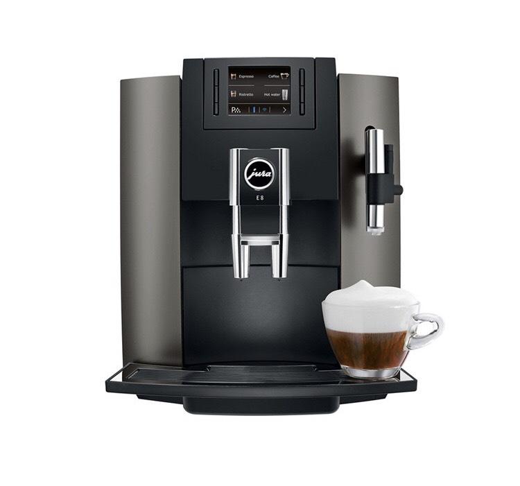 Jura E8 Coffee Machine £695 @ Debenhams