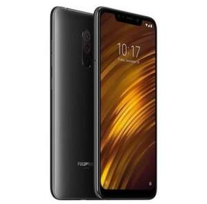 128gb POCOPHONE F1 by Xiaomi 6GB RAM and (Dual Sim) - 6.18-Inch Android 8.1 Oreo Black (Official UK Launch) - Exclusive to Amazon £300