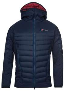 Berghaus Ulvetanna in Navy Blue 50% off with Free Delivery - £120 @ Berghaus