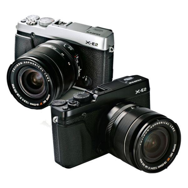 FUJI X-E2 with XF18-55mm F2.8-4 Lens (Refurbished) - £399 @ Fujifilm