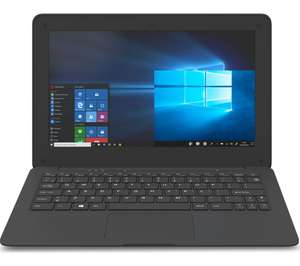 "GEO Book 1 11.6"" Intel® Celeron® Laptop - 32 GB eMMC, Black £99.99 @ Currys"