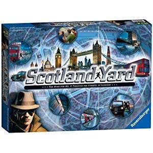 Up to 50% off Ravensburger Games & Puzzles, including Scotland Yard board game @ Amazon, Deal of the day (see description)