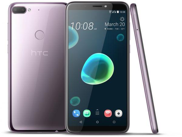 HTC Desire 12 Plus - £129.12 @ Amazon.de