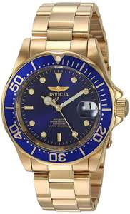 Invicta 40mm 8930 Pro Diver Collection Automatic Watch 200M WR, £53.03 (Less With Currency Friendly Card), Seiko NH35A Movement @ Amazon US