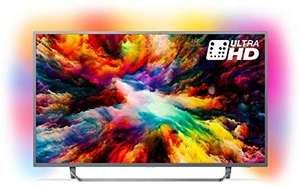 Philips 43PUS7303/12 43-Inch 4K Ultra HD Android Smart TV with HDR Plus and Ambilight 3-sided 2018 - £469 Amazon sold by Tvsandmore