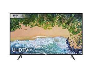 Samsung UE40NU7120 40-Inch 4K Ultra HD Certified HDR Smart TV - £365 Sold by Tvsandmore and Fulfilled by Amazon.