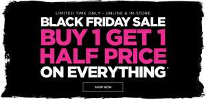 Buy one get one half price and megadeals on Bonmarche for Black Friday