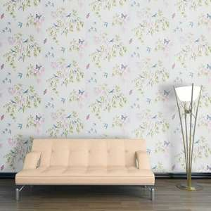 Glitter Wallpaper was £19.99 per roll now £7.99 + Free Delivery on ALL Wall Paper @ Brooklyn Trading