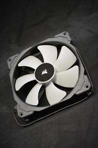 3 CORSAIR 140MM 14CM ML140 GREY FINS PWM HIGH PERFORMANCE COOLING BRUSHLESS FANS. £9.50 at ebay/pcs_outlet . Other fan deals in post.