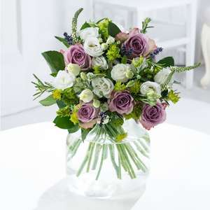 50% off Lemon Drizzle & Scented Lavender Bouquets or 20% off Christmas Bouquets & Plants w/code @ Blossoming Gifts