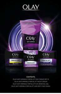 Oil of Olay Firm and Lift Gift Set - £15.65 (Prime) £20.04 (Non Prime) @ Amazon
