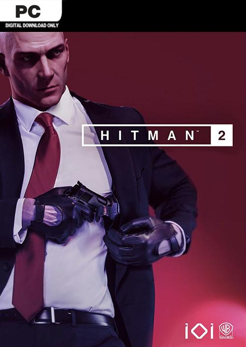 Hitman 2 PC £22.30 with 3% Facebook code @ CDKeys