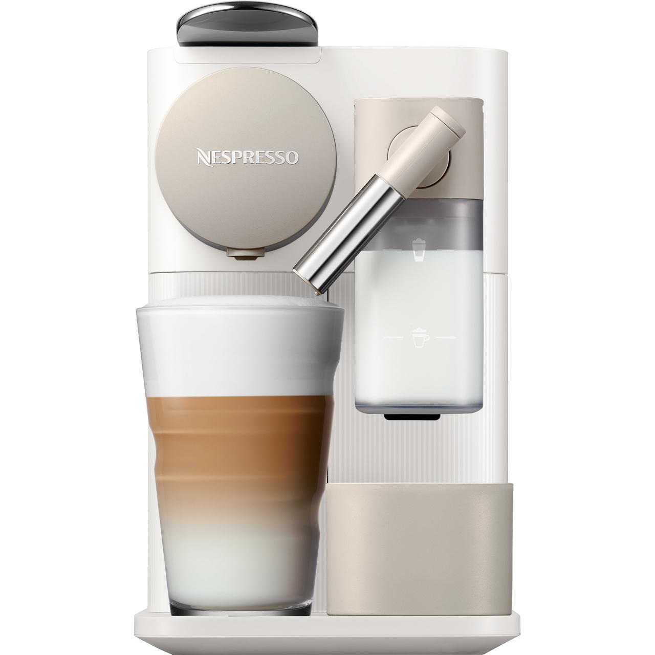 Nespresso Lattissima One Coffee Machine with 150 Free Nespresso Capsules & Travel Mug (via redemption) £109 Delivered @ ao