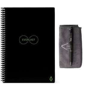 Rocketbook Everlast Smart Re-usable Notebook A5 or A4 £24.99 @ Mymemory