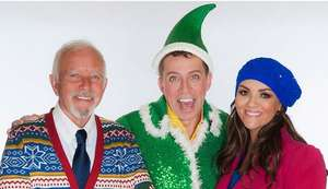 Tickets to Elf the Christmas Spectacular Musical with David Essex & Martine McCutcheon at Nottingham from £26 @ Travel Zoo