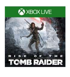 Rise of the Tomb Raider - £7.99 - Windows Store