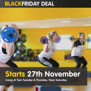 Xercise4Less Gym 8 Week Body Transformation Camp only £49
