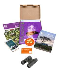 National Trust Membership £34.50 under 25's