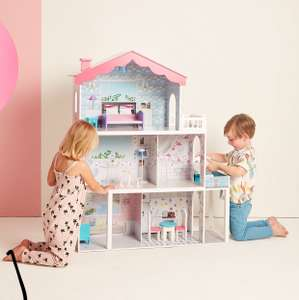 Sparkle Lights Doll's Mansion out of stock online but plenty in stores @ ELC / Mothercare - £60