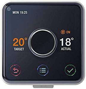 Hive Active Heating and Hot Water Thermostat with Professional Installation. Used like new @ amazon warehouse