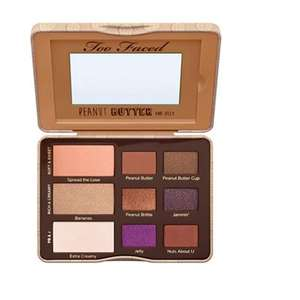Too Faced 'Peanut Butter And Jelly' Eyeshadow Palette £16 @ Debenhams | Free Delivery or C&C