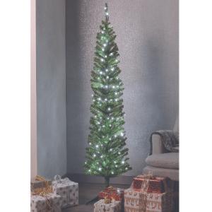 6ft Slim Spruce Christmas Tree £10 @ The Range