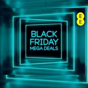 EE Black Friday SIMO Deals:  25gb for £20 / 40GB for £25 / 60GB for £30 NOW LIVE