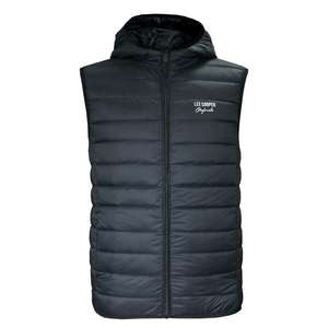 Lee Cooper Xlite Hooded Down Gilet Mens S,M £8 + £4.99 postage @ Sports Direct