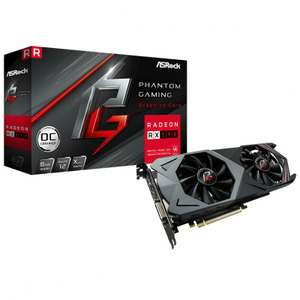 ASROCK RX 590 8GB & 3 Games - £239.99 @ Overclockers