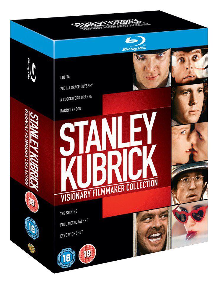 Stanley Kubrick Collection Blu-Ray - £19.99 @ Zavvi