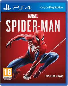 Marvel's Spider-Man PS4 £28.07 at PlayStation PSN Store Indonesia