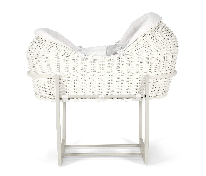 Mamas & Papas Moses Basket Stand, Rocking Grey @ Amazon Warehouse Deals Described As Like New £14.54 Prime £19.03 Non Prime